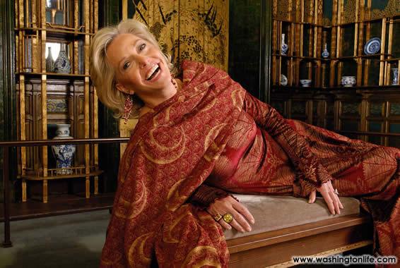 Washington Life Magazine October 2005 Style And Status