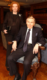 Buffy and Bill Cafritz