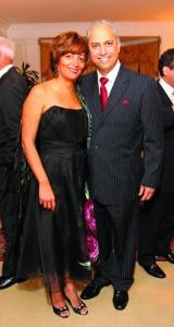 Minerva and Dario Espinal
