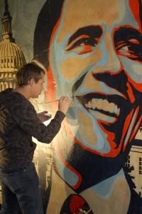 Artist Shepard Fairey
