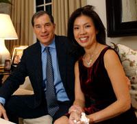Jim and Mai Abdo