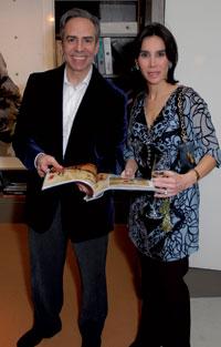Ernesto Santalla and Gladys Kelley