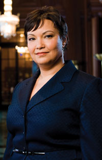 Environmental Protection Agency Administrator Lisa Jackson