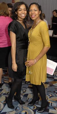 Christina Fulton and Erica Riley