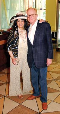 Cristina and John McLaughlin