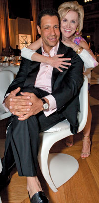 Darryl Carter and Mary Haft