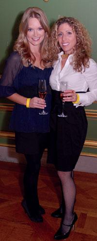 Amanda McClements and Nycci Nellis