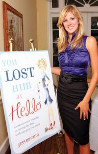 Author Jess Mccann