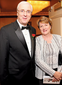 Ambassador of Ireland Michael and Marie Collins.jpg