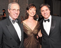 Judge Paul and Liz Friedman with Anthony Blinken