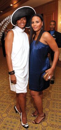 Jacqui Watson and Michelle Fenty