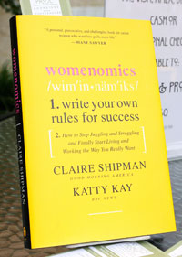 """""""Womenonomics,"""" by Katty Kay and Claire Shipman, is  a groundbreaking new study of women in the workplace."""