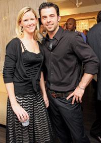 Lindsey and Jay Scott