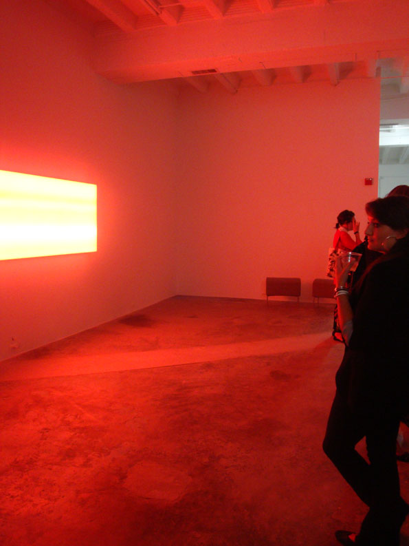 Leo Villareal, Light emitting diode, 'Sky' (2009)