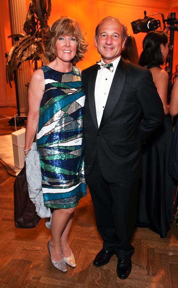 Ginny Grenham and Paul Zevnick, Photo by Tony Powell