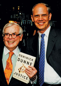 Dominick Dunne, Kevin Chaffee