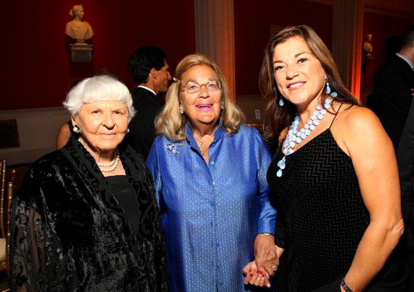 Deborah Szekley, Esther Coopersmith, Congresswoman Loretta Sanchez, Photo by Tony Powell