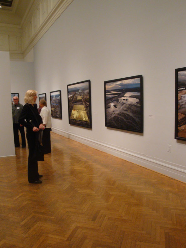 Opening Reception 'Edward Burtynsky: Oil'