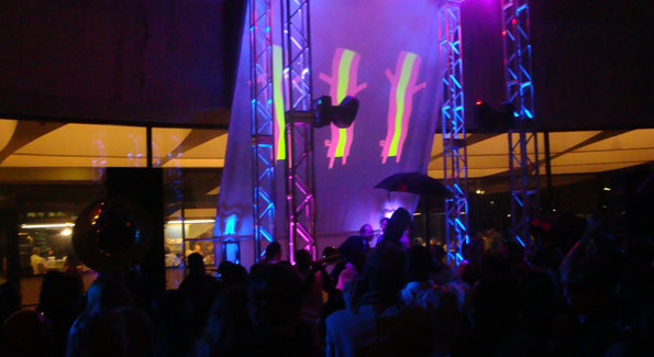 Hirshhorn After Hours. Photograph by Alannah Wells