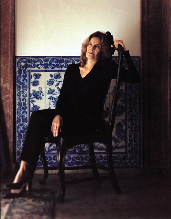 Margarida de Vallera, Wife of the Ambassador of the Portuguese Republic. Abby Greenawalt.