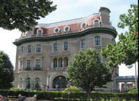 The Walsh-McLean House, now the Embassy of Indonesia.