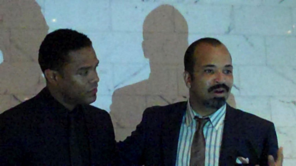 Maxwell and Jeffrey Wright