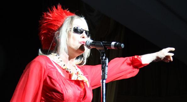 Debbie Harry. Photo by Michael Domingo.