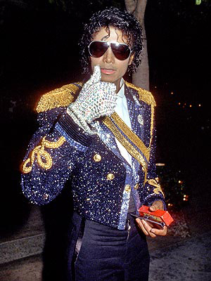 Michael Jackson, one of the biggest trend setters