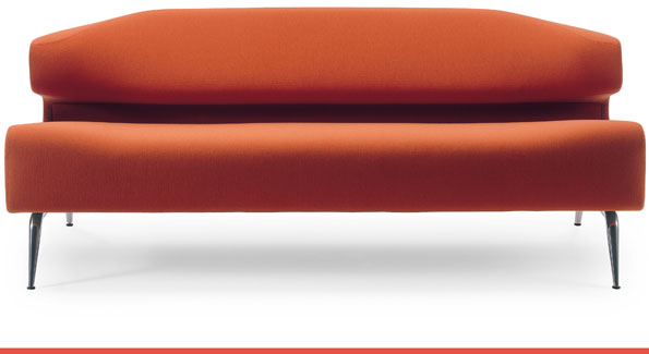 Bird sofa ($4,900); M2L, 3334 Cady's Alley NW, 202-298-8010, www.m2lcollection.com
