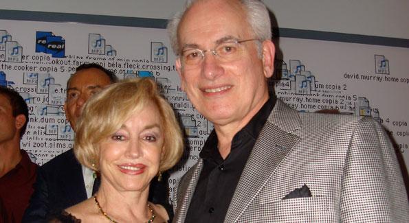 Gisela and Ben Huberman