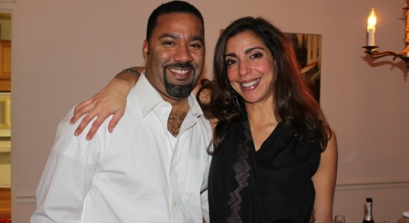 Quintessential Washingtonians - Mr. & Mrs. Marcus Johnson