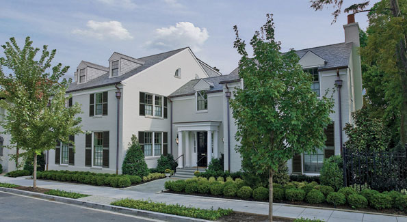 2414 Tracy Place NW. Asking Price:	$7,995,000. Listing Agent: William F.X. Moody & Robert Hryniewicki, Washington Fine Properties, LLC