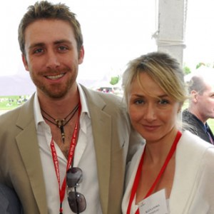 Philippe Cousteau Jr. and Alexandra Cousteau