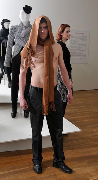 Woolen scarf by Peruvian Trend