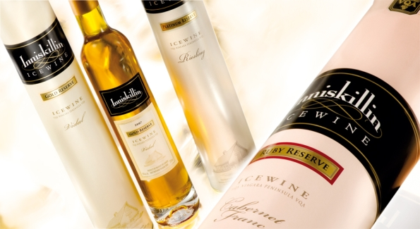 Canadian producer Inniskillin makes several icewines.