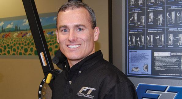 Matt McKinnis, owner of Fitness Together