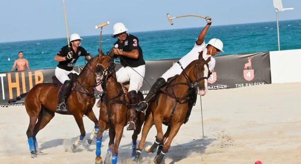 Photo by Tony Powell. AMG Miami Beach Polo World Cup VI. South Beach. April 24 & 25, 2010