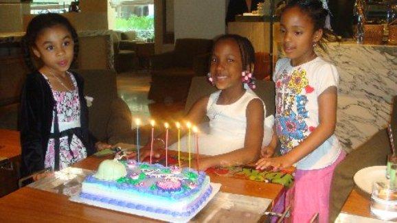 The Park Hyatt Birthday Girl