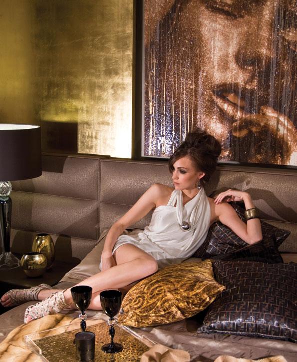 Photography by Jodi King, Style by Tara Papanicolas, Hair by Tyler Larish, and Makeup by Seema Khanna