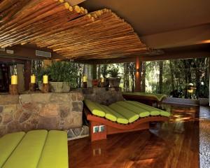 Sala de Oxígeno: The oxygen room helps guests comabt the effects of Peru's high altitudes