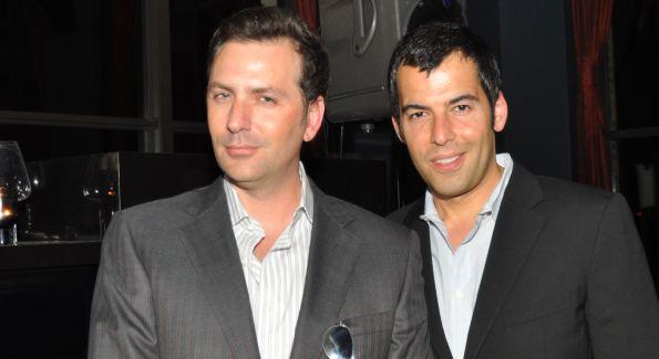 Michael Clements and Arash Shirazi