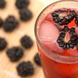 Mix up a Blackberry Sage Wine Cooler this weekend.