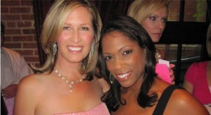 FOX Newsbabes Laura Evans and Shawn Yancy