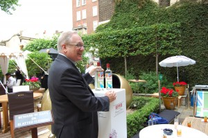 Beefeater Master Distiller Desmond Payne discusses his latest creation.