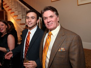 Tommy McFly with Jack Quinn