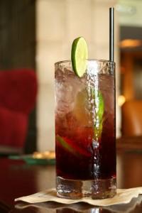 The original Tequila Sunrise cocktail