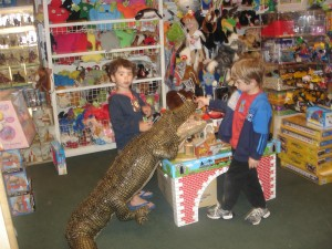 Sullivan's Toy Store