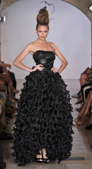 Dress by Eva Minge.