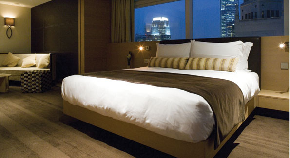 Suite with City View at Hotel LKF.