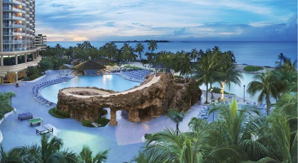Wyndham Nassau Resort, Nassau, Bahamas